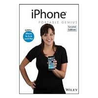 Wiley IPHONE PORTABLE GENIUS
