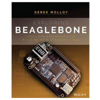 Wiley Exploring BeagleBone: Tools and Techniques for Building with Embedded Linux, 1st Edition