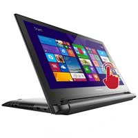 "Lenovo Flex 2 15.6"" Convertible Laptop Computer - Black"