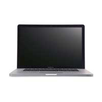 "Apple MacBook Pro MC372LL/A 15.4"" Laptop Computer Pre-Owned - Aluminum Silver"