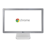 LG Chromebase 22CV241-W All-in-One Desktop Computer