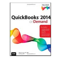 Pearson/Macmillan Books QUICKBOOKS 2014 ON DEMAND
