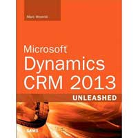 Pearson/Macmillan Books Microsoft Dynamics CRM 2013 Unleashed, 1st Edition