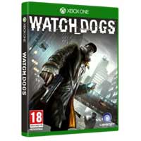 Ubisoft X1 WATCH DOGS