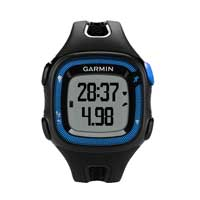 Garmin Forerunner 15, Large - Black & Blue