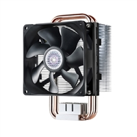 Cooler Master Hyper T2 Compact CPU Cooler with Dual Looped Direct Contact Heatpipes
