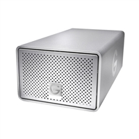 G-Technology 8TB Removable dual-drive storage system