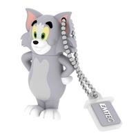 Emtec International 8GB Hanna Barbera USB 2.0 Flash Drive Tom