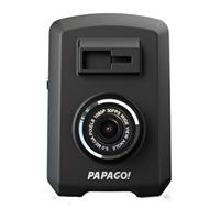 Papago GoSafe 330 Mini Dashcam Black