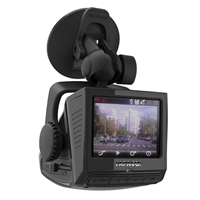 Papago P2 Pro Dashcam/GPS Receiver Black