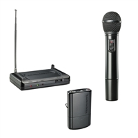 Audio-Technica Handheld Wireless Microphone System