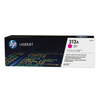 HP 312A LaserJet Magenta Toner Cartridge