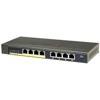 NetGear ProSafe 8-Port Gigabit Switch PoE