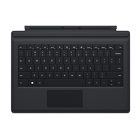Microsoft Surface Pro 3 Type Cover - Black