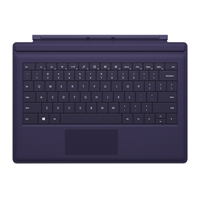 Microsoft Surface Pro 3 Type Cover - Purple