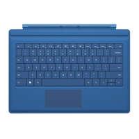 Microsoft Press Surface Pro 3 Type Cover SC - Cyan