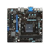 MSI A78M-E35 Socket FM2+ mATX AMD Motherboard