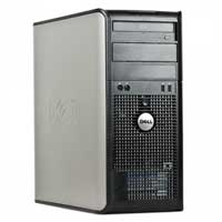 Dell Optiplex GX755 Windows 7 Professional Desktop Computer Refurbished