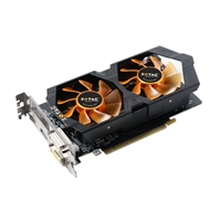 Zotac GeForce GTX 750 Ti Overclocked 2GB GDDR5 PCIe Video Card