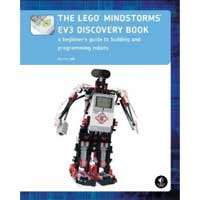 No Starch Press LEGO MINDSTORMS EV3 DISCO