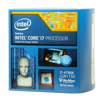 Intel Core i7-4790K 4.0GHz LGA 1150 Boxed Processor