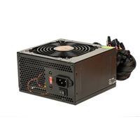 A-Power/Dynapower AK 750W 20 4-pin ATX Power Supply w/SATA & PCIe- Black