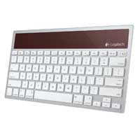 Logitech K760 Wireless Solar Keyboard for Mac