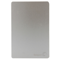 Seagate 500GB Backup Plus Slim External Silver Hard Drive for Mac Refurbished