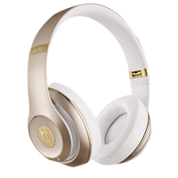 Beats by Dr. Dre Studio 2.0 On Ear Headphones - Champagne