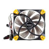 Antec TrueQuiet 140 Dual Speed Sleeve Bearing 140mm Case Fan
