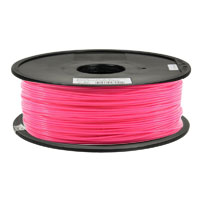 Inland 1.75mm Pink PLA 3D Printer Filament - 1kg Spool (2.2 lbs)