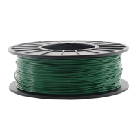 Inland 1.75mm Forest Green PLA 3D Printer Filament - 1kg Spool (2.2 lbs)