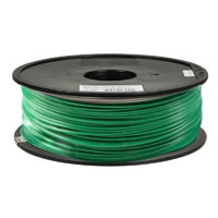 Inland 1.75mm Green ABS 3D Printer Filament - 1kg Spool (2.2 lbs)