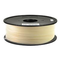 Inland 1.75mm Natural HIPS 3D Printer Filament - 1kg Spool (2.2 lbs)