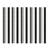 "Schmartboard Inc. 0.1"" Spacing 80-Dual Row Headers - Qty 10"