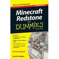 Wiley MINECRAFT REDSTONE DUMMIE