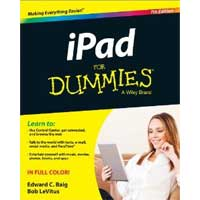 Wiley iPad For Dummies, 7th Edition