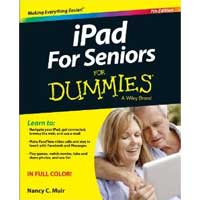 Wiley iPad For Seniors For Dummies, 7th Edition