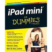 Wiley IPAD MINI FOR DUMMIES 3/E