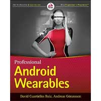 Wiley PROF ANDROID WEARABLES