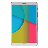 Samsung Galaxy Tab S Tablet - White