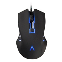 Azio GM2400 Optical Gaming Mouse - Black