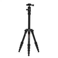 Mac Group MeFOTO BackPacker Travel Tripod Kit - Black