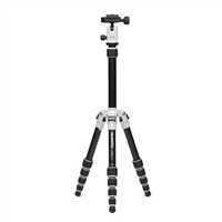 Mac Group MeFOTO BackPacker Travel Tripod Kit - White