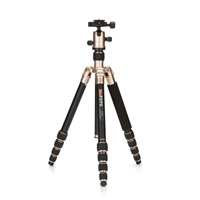 Mac Group MeFOTO Roadtrip Travel Tripod Kit - Gold