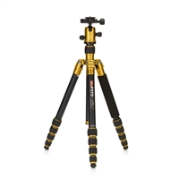 Mac Group MeFOTO Roadtrip Travel Tripod Kit - Yellow