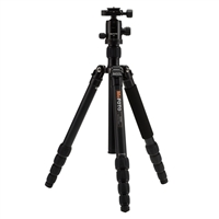 Mac Group MeFOTO GlobeTrotter Travel Tripod Kit - Black