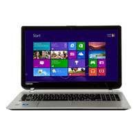 "Toshiba Satellite S55-B5289 15.6"" Laptop Computer - Brushed Aluminum Finish in Satin Gold"