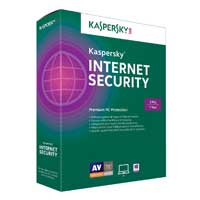 Kaspersky Internet Security - 3 User 1 Year