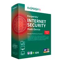 Kaspersky Internet Security Multi-Device - 5 Devices, 1 Year